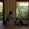 Yokokan Spring Tea Ceremony